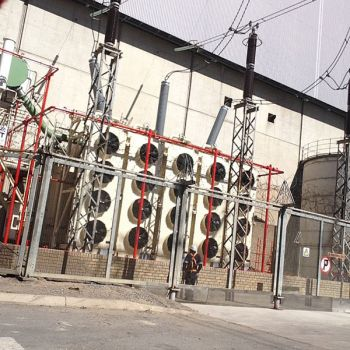 Fire Protection To Generator Transformer