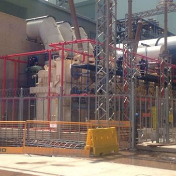 Generator Transformer Fire Protection
